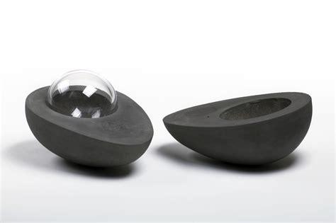 designboom urn basalt urn designboom com
