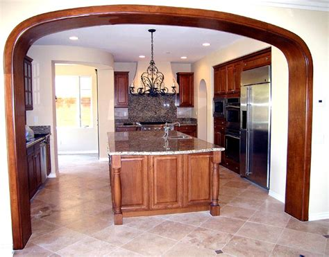 kitchen arch piecemakers construction
