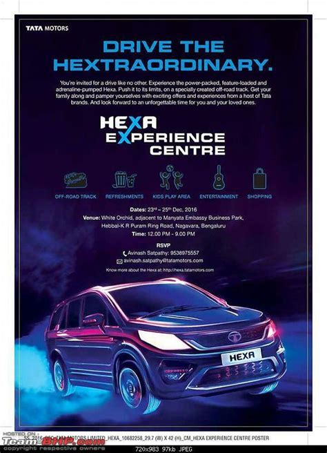 bookmyshow udupi tata hexa official review page 28 team bhp