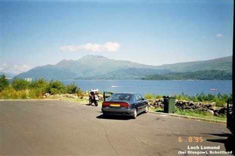 Motorrad Glasgow by Fahrt Durch S 252 Dschottland Glasgow Loch Lomond Loch Ness