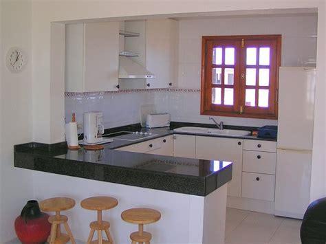 apartment küche ferienwohnung lanzarote casa cactus