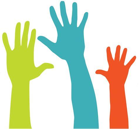 color up hands raised png www pixshark com images galleries