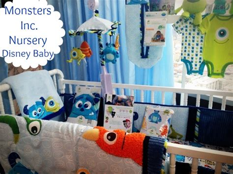 monster inc crib bedding disney baby monsters inc nursery bedding and theme