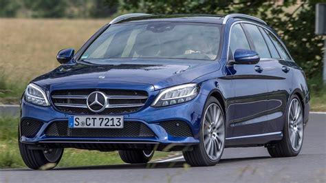 Mercedes C 2019 Interior by 2019 Mercedes C Class C 220d Estate Interior