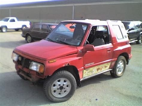 1992 suzuki sidekick reviews specs and prices cars com 92jx5spd 1992 suzuki sidekick specs photos modification info at cardomain