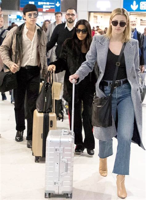 lili reinhart outfits cole sprouse and lili reinhart are looking chic in paris