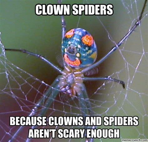 Meme Spider - clown spider meme memes