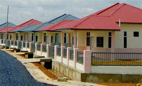 low cost housing sarawak monitor master plan for building affordable houses