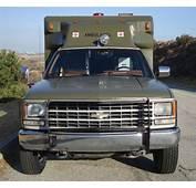 Sell New 4x4 4WD MILITARY Ambulance Truck 1 Ton Dually