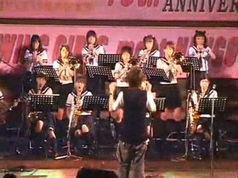 watch swing girls 南郷サマージャズフェスティバル スウィングガールズ 1 2 swing girls in nango youtube