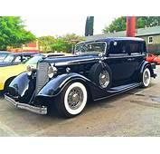 1934 Lincoln Model K Custom Limousine Classic Old Vinyage