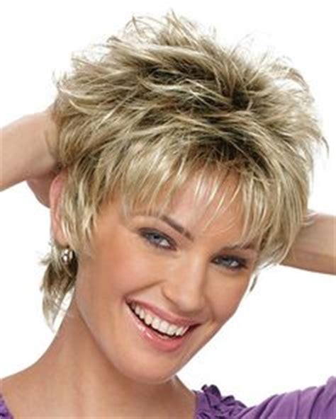 short heavy mature women who rock short hair short for women fine thin hair and style on pinterest