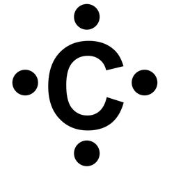 dot diagram of carbon what is the lewis dot diagram for carbon quora