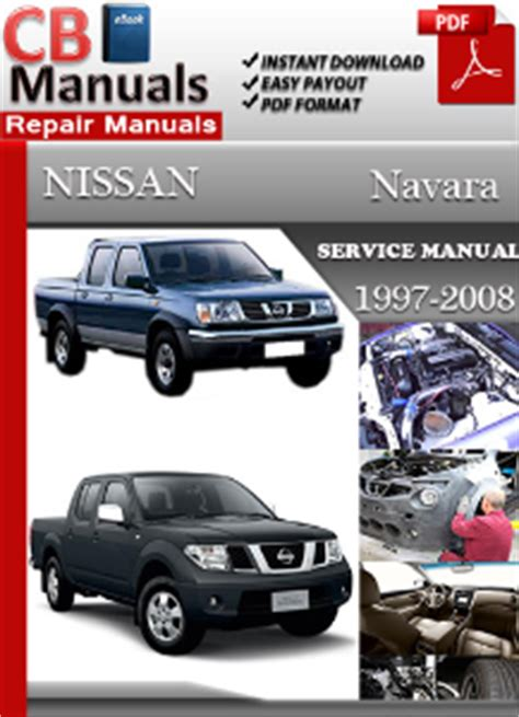 small engine repair manuals free download 2003 nissan altima electronic valve timing nissan navara 1997 2008 service manual free download service repair manuals