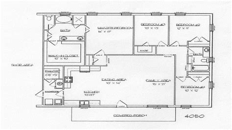 building house plans 40x60 metal building plans pictures to pin on pinterest