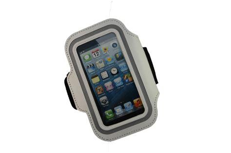 Sports Armband Iphone 5 5c 5s Arm Merah sport armband h 246 rlurar iphone 5 5c 5s se vit