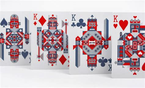 Theory 11's Robocycle Playing Cards ? The Dieline   Packaging & Branding Design & Innovation News
