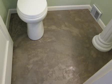 overlay bathroom floor tiles indoor concrete solutions