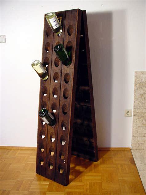 Wine Bottle Riddling Rack by Riddling Rack Wine Rack Chagne For 60 Bottles Ebay