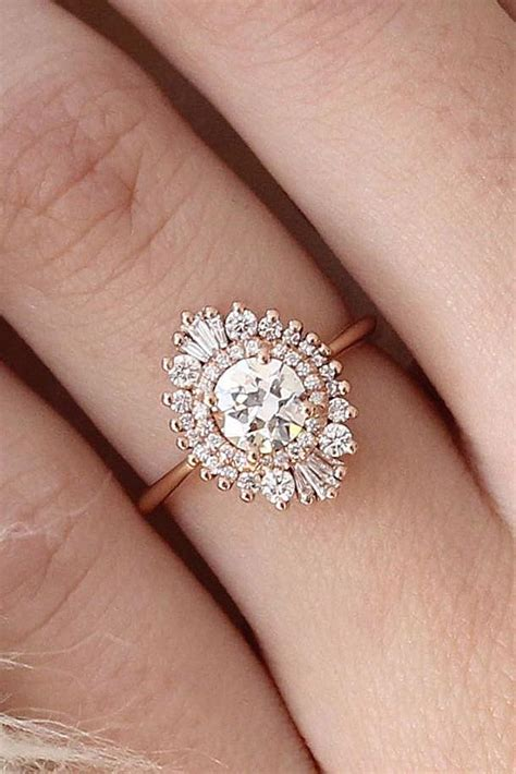 Wedding Rings Vintage by 25 Best Ideas About Engagement Rings On