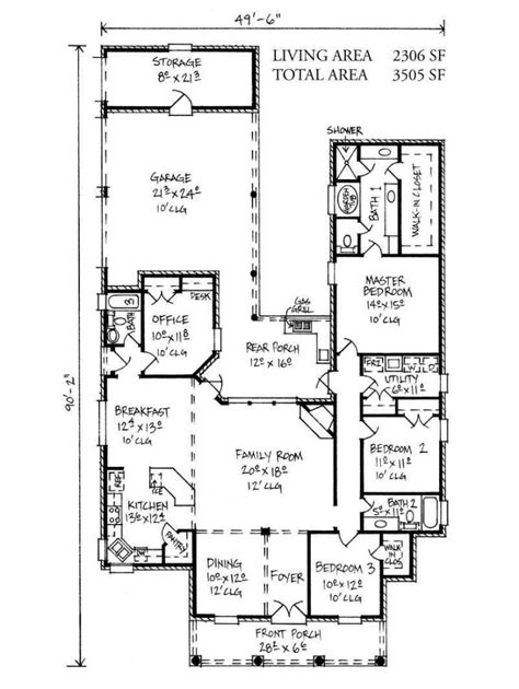 louisiana style homes country house plans hammond