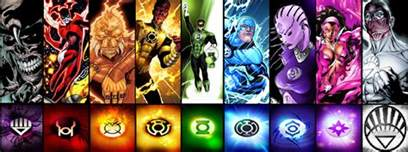lantern corps colors 1000 images about lantern corps on