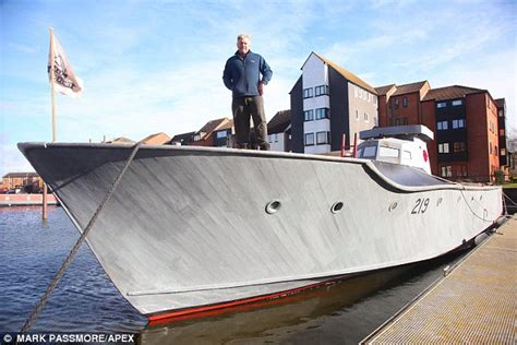old navy boat for sale ww2 royal navy torpedo boat restored to former glory from