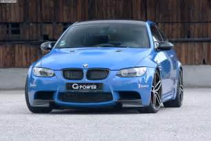 Bmw M3 E92 G Power Bmw E92 M3 Tuning Receives 630 Horsepower Upgrade