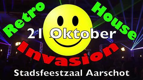 cinema 21 oktober 2017 retro house invasion promo video 21 oktober 2017 youtube