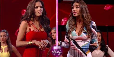 quien ganas nuestra belleza latina 2015 nuestra belleza latina est 225 que arde peleas tones