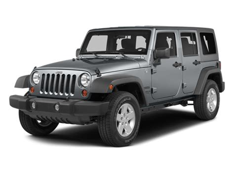 Nada Jeep 2014 Jeep Wrangler Unlimited Values Nadaguides