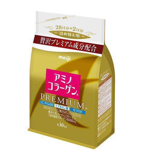 Amino Collagen Premium collagen meiji amino premium dạng bột h 224 ng cắp n 225 ch