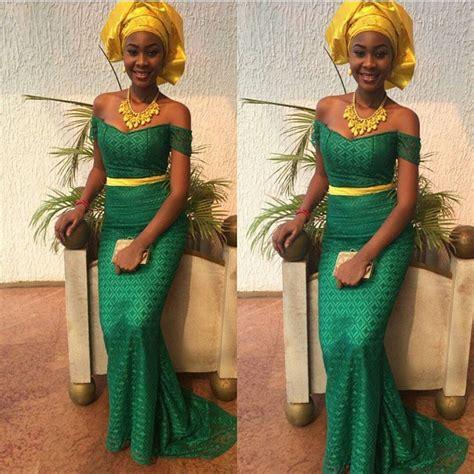 aso ebi ankara dresses green latest ankara aso ebi styles 100 naija