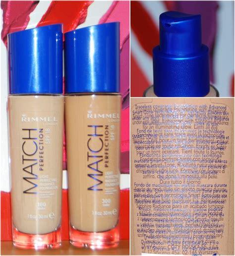Rimmel Match Foundation rimmel match perfection foundation makeupalley mugeek vidalondon