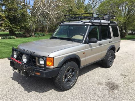 2000 land rover lifted salty1248ya244036 2000 land rover discovery ii lifted