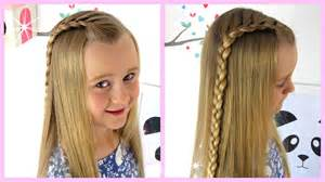 frisuren lange haare kinder halber franz 246 sischer zopf 3 minuten flechtfrisur halblange haare coole m 228 dchen z 246 pfe frisuren