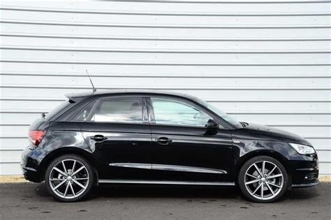 Black Audi A1 Sportback by Used 2016 Audi A1 Sportback Tfsi S Line Black Edition For