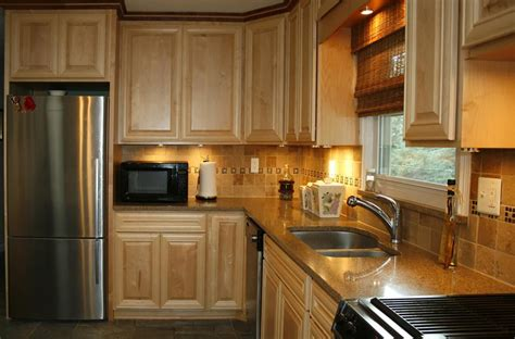 Kitchen Ideas With Maple Cabinets Maple Remodeling Kitchen Cabinets Ideas Kitchentoday