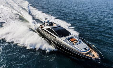 riva biggest yacht world premiere of riva 88 domino super and riva 88 florida