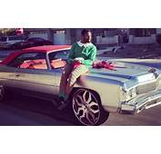 NFL Star Antonio Cromartie Gets 1973 Chevrolet Caprice For