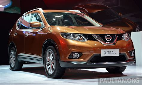 nissan indonesia all new nissan x trail 2014 indonesia autos post