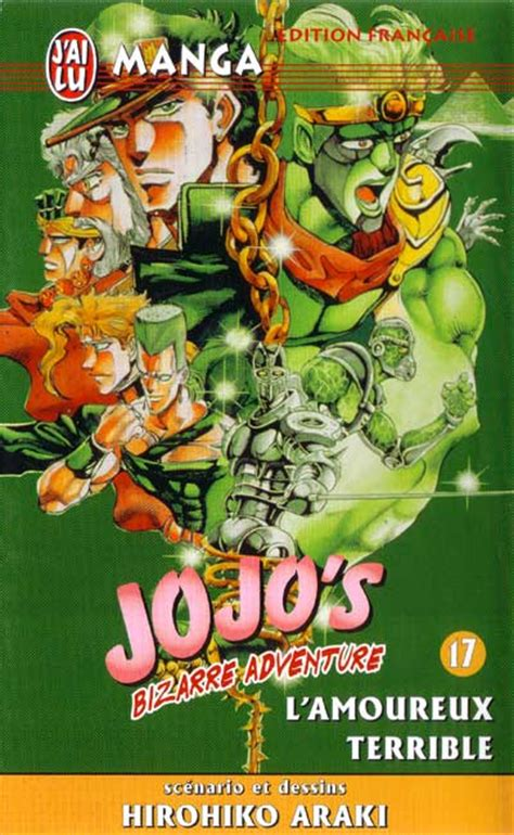 Jojo S Adventure Vol 16 vol 17 jojo s adventure l amoureux terrible
