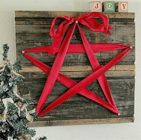 25 best ideas about rustic christmas crafts on pinterest