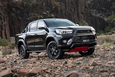 Toyota Trd Accessories News Days For Petrol V6 Toyota Hilux