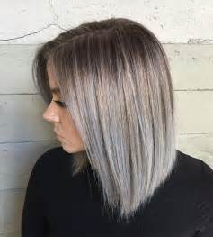 putting silver on brown hair best 20 silver hair ideas on pinterest grey blonde ash
