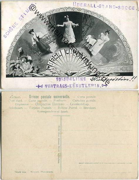 Postkarten Drucken Rostock by Historische Ansichtskarten Zirkus 02