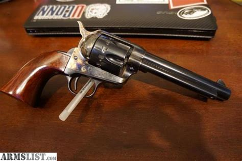 uberti 1873 cattleman 12 shot 22 lr caliber revolver armslist for sale uberti 22lr 12 shot cattleman saa