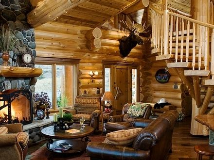 log cabin home home log cabin interior log