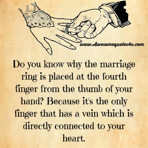 lines for husband awesome quotes do you why the marriage ring is