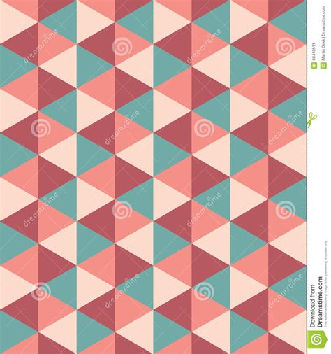 color pattern modern vector modern seamless colorful geometry triangle pattern